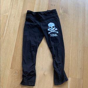 Lululemon SoulCycle workout leggings
